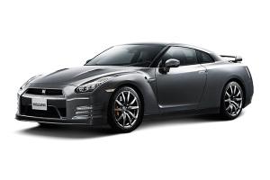 日产GT-R 钨钢灰