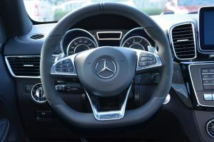 奔驰GLE级AMG运动SUV(进口)方向盘图片
