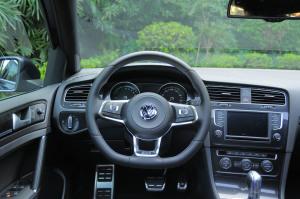 Golf GTE方向盘图片