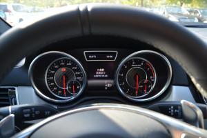 奔驰GLE级AMG仪表 图片
