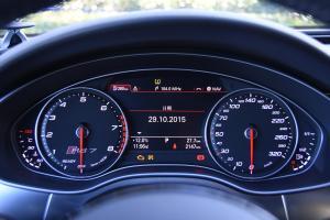 奥迪RS7(进口)仪表盘背光显示图片