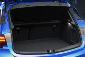 威朗轿跑行李箱空间图片
