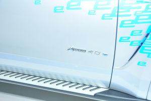 宝马X5插电式混合动力车