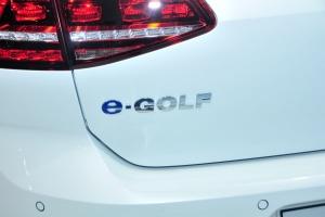 高尔夫e-Golf