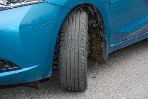 蓝鸟轮胎花纹