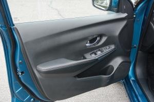 蓝鸟驾驶员侧车门内门板