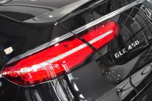 进口奔驰GLE级轿跑SUV 尾灯