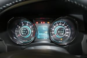 北汽绅宝D50 仪表盘背光显示