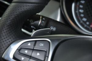 进口奔驰GLE级轿跑SUV GLE级运动SUV 内饰-黑色