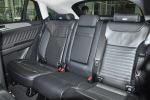 进口奔驰GLE级运动SUV 后排座椅