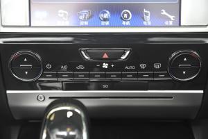 Quattroporte中控台空调控制键