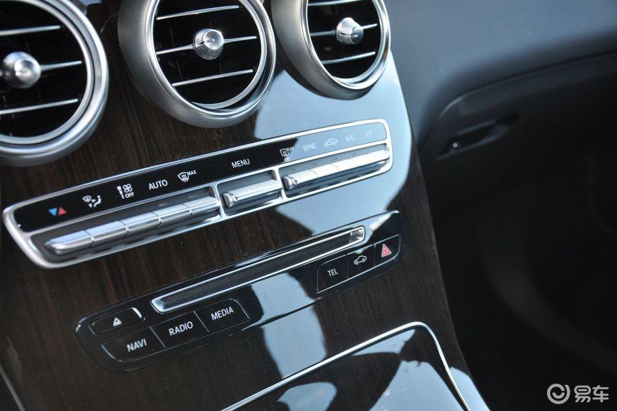 【奔驰GLC级2016款260豪华型中控台空调控观致5汽车的多媒体使用说明图片