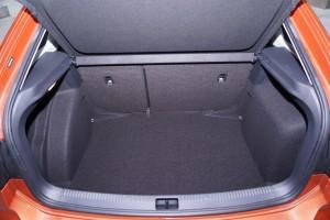 大众桑塔纳·浩纳 行李箱空间