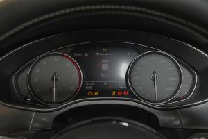 进口奥迪S7 仪表