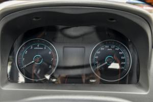 景逸XV仪表盘背光显示图片