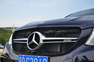 进口奔驰GLE级AMG运动SUV 中网(中央隔栅)