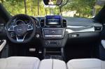 进口奔驰GLE级AMG运动SUV 内饰