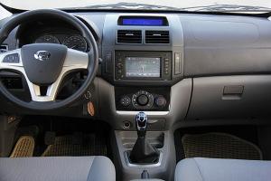 福瑞达M50(停用)中控台正面图片