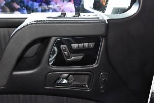 奔驰G级(进口)奔驰2016款G500图片