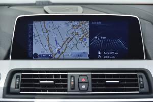 宝马6系中控台音响控制键图片