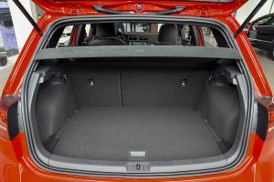大众高尔夫GTI 行李箱空间