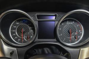 进口奔驰GLE级AMG 仪表