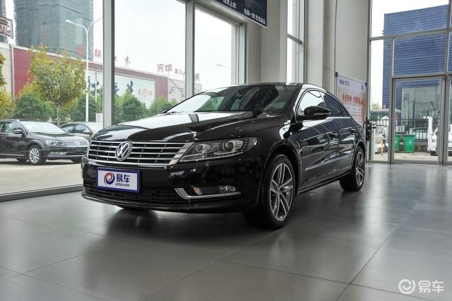 大众CC热销中 购车让利4.8万元