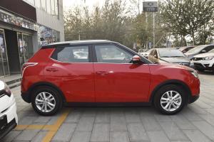 蒂维拉正侧(车头向右)图片