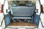 进口GMC 行李箱空间