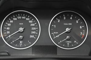 宝马2系多功能旅行车(进口)仪表 图片