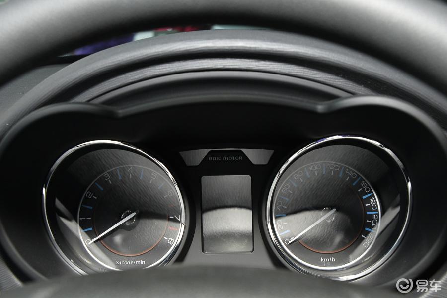 【绅宝X552016款1.5L陛下舒适版手动仪表图就惹你汽车女王图片