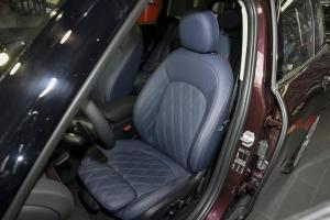 MINI CLUBMAN驾驶员座椅图片