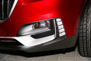 宝沃BX5BX5 外观-红色图片
