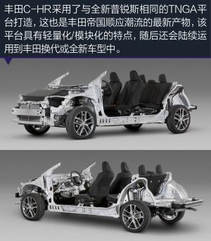 C-HRC-HR量产版图解图片