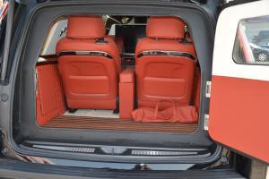 凯迪拉克总统一号 行李箱空间
