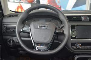 观致5 SUV方向盘图片