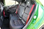 奔驰A级(进口)后排座椅图片