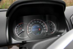 北汽幻速S6仪表 图片