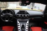 奔驰AMG GT完整内饰(中间位置)图片