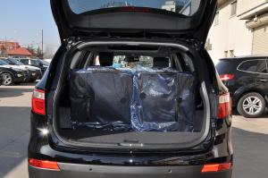 进口现代格越 行李箱空间