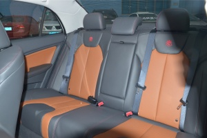 秦EV300后排座椅图片