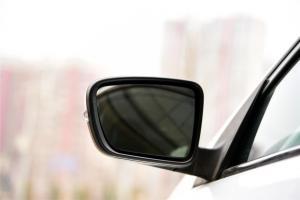 帝豪EV300后视镜镜面(后)