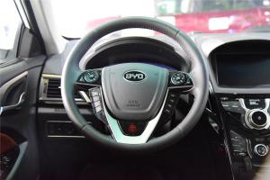 秦EV300方向盘图片