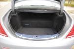 奔驰S级(进口)行李箱空间图片