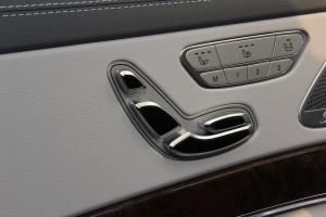 S级座椅调节键