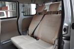 一汽V75                后排座椅