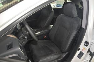 雷克萨斯RX               驾驶员座椅