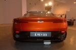阿斯顿马丁DB11            正车尾