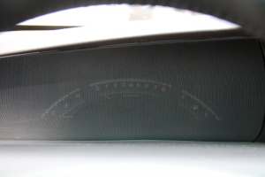 新大7 MPV仪表 图片