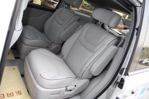 新大7 MPV后排座椅图片